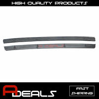 For Ford Freestyle 2005-2007 Bumper Billet Grille Grill Insert A-d