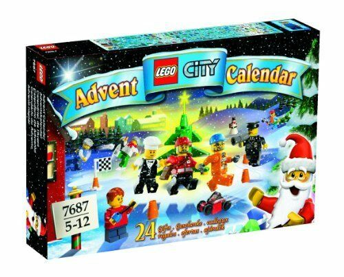 LEGO Stadt 7687 Advent Calendar 2009