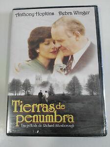 Terra de Penumbras DVD Anthony Hopkins Debra Winger Regione 0 - New Sealed Nuovo