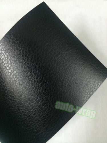 All the Wrap Cool Car Interior Furniture Leather Film Vinyl Sticker Black BO