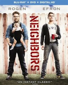 NEIGHBORS-New-Sealed-Blu-ray-DVD-2014-Seth-Rogen-Zac-Efron