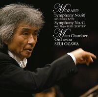 Mozart / Seiji Ozawa - Mozart: Symphonies 40 & 41 Jupiter [new Cd] Blu-spec Cd 2 on sale