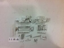 Custom 1/64 all metal Massey 510 open station combine kit by C&D Free Shipping