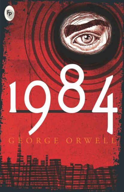 1984 by George Orwell (1984, Paperback) for sale online | eBay