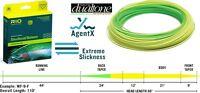 RIO Steelhead / Salmon Line 6wt WF6F NIB Float XS AgentX DualTone yellow/green
