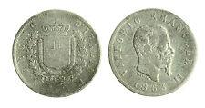 pcc1760_5) Vittorio Emanuele II  (1861-1878) 2 Lire Stemma 1863 N