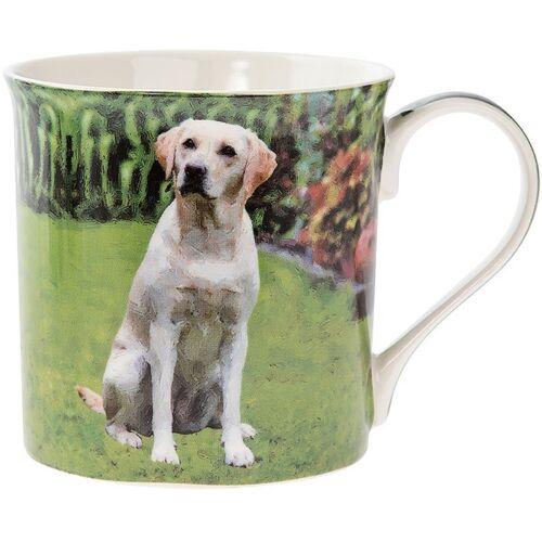 Leonardo Dog Breeds Fine China Coffee Mugs Tea Cup Puppy Pets Animals Gift Boxed