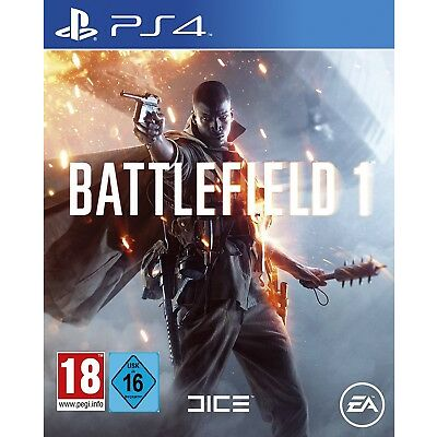 PS4 Spiel Battlefield 1 BF1  Sony Playstation 4 NEU