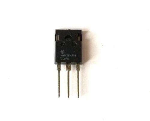 W45N10  TMOS POWER FET Original ON MTW45N10E