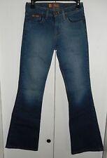 l.e.i. Juniors Low Rise Flare Jeans Size 3 (27 x 30)