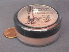 CHAMPAGNE - Tan Brown Natural BRONZER SHIMMER Mineral Makeup Powder - 20 gm