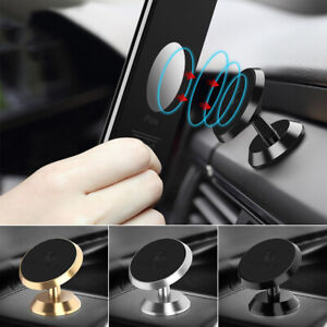 Mini-Magnetic-Car-Dashboard-Mount-Holder-360-Rotation-Stand-For-Phone-GPS-E311
