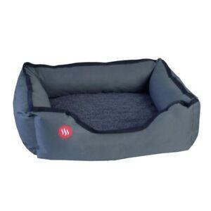 Lit de chauffage électrique pour chien, chat, chaton, mat, chauffage, coussin chauffant, coussin, petit / moyen 5060348503132