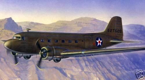 Special Hobby Douglas c-33 c-39 usaac E. E. U. U . AIR FORCE 1 72