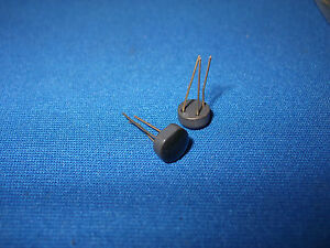 IDI 2N3642 Transistor TO-5 PLASTIC GLOBTOP  RARE GOLD COLLECTIBLE LAST ONES