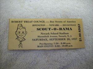 Vintage Boy Scout 1986 Buckeye Council Scout O Rama Patch