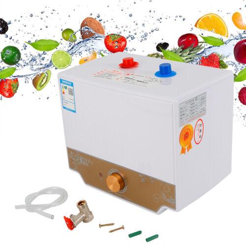Küche Waschraum 8L Durchlauferhitzer Warmwasserbereiter Warmwasserspeicher
