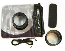 Dicapac Underwater CASE FOR Olympus PEN E-P1/ P2/ P3/ PL1/PL2/PL3/PM1 +17mm lens