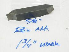 """TTC 1//2/"""" x 1/"""" x 7/"""" 5/% Cobalt Rectangular Tool Bit"""
