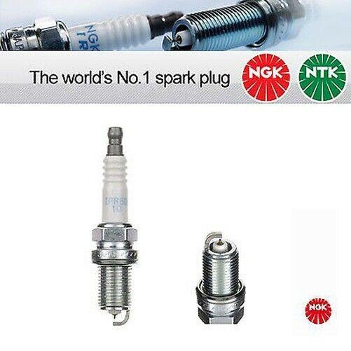 NGK IFR6D10 / 5344 Laser Iridium Spark Plug 5 Pack KC10PYPB4 OE191 SK20PR-L9
