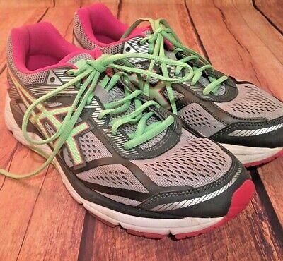 ASICS Gel IGS Speva Womens Trail Running Hiking Shoes Green Pink Size 11 Used i6 | eBay