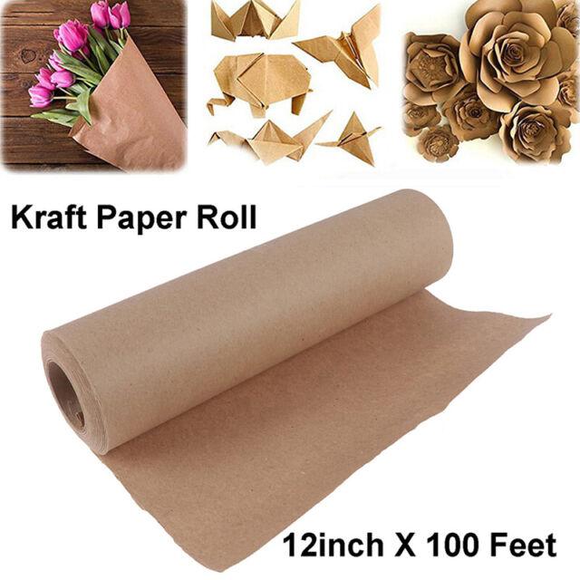 Ruspepa White Kraft Paper Roll 30