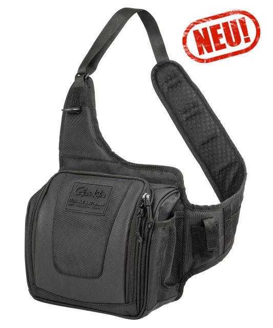 Gamakatsu Shoulder Shoulder Shoulder Bag 6207-100 NEW Umhänge-Köder Tasche a04827