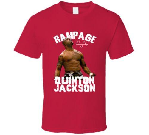 Quinton Rampage Jackson Mma Champ T Shirt