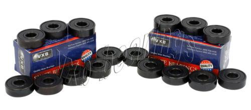 16 inline skate Ceramic Black Bearing:Sealed:ZrO2 11883