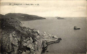 Torquay-Daddy-Hole-33-by-LL-Levy-Black-amp-White