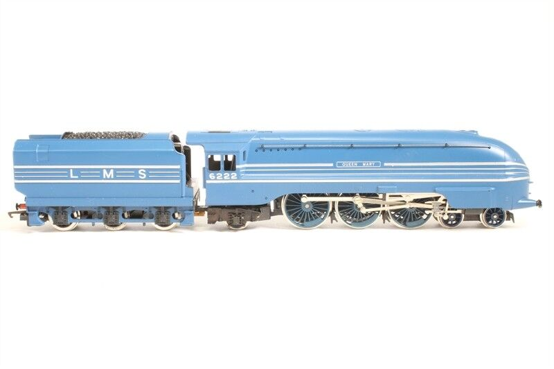 Hornby R834 LMS Coronation azul lined express livery 4-6-2 Queen Mary Near Mint
