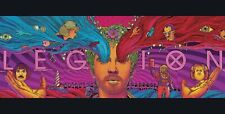 Silk Custom Poster Psychedelic Show Legion Noah Hawley Season 3 TV Series C-746