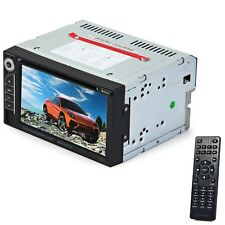 "Hot Bluetooth 6.2"" Car Multimedia DVD VCD MP5 Player  FM LCD 2 Din Audio Video"
