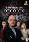 Brad Meltzer S Decoded Season 2 4 PC DVD