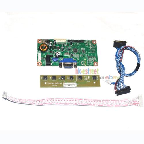 """RT2270C VGA LCD Controller Board For Samsung 17.3/"""" LTN173KT01 1600X900"""