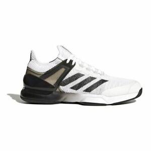 Adidas Mens Adizero Ubersonic 2.0 White