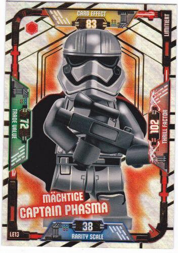 LEGO Star Wars Trading Card Game - LE13 Mächtige Captain Phasma