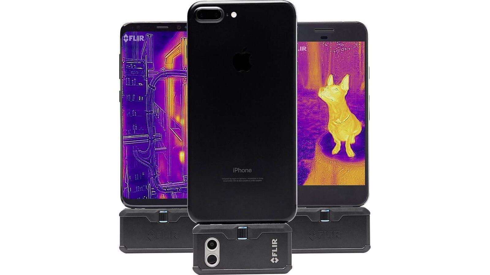 Flir ONE PRO LT USB-C Android Wärmebildkamera -20 bis 120 °C 80 x 60 Pixel