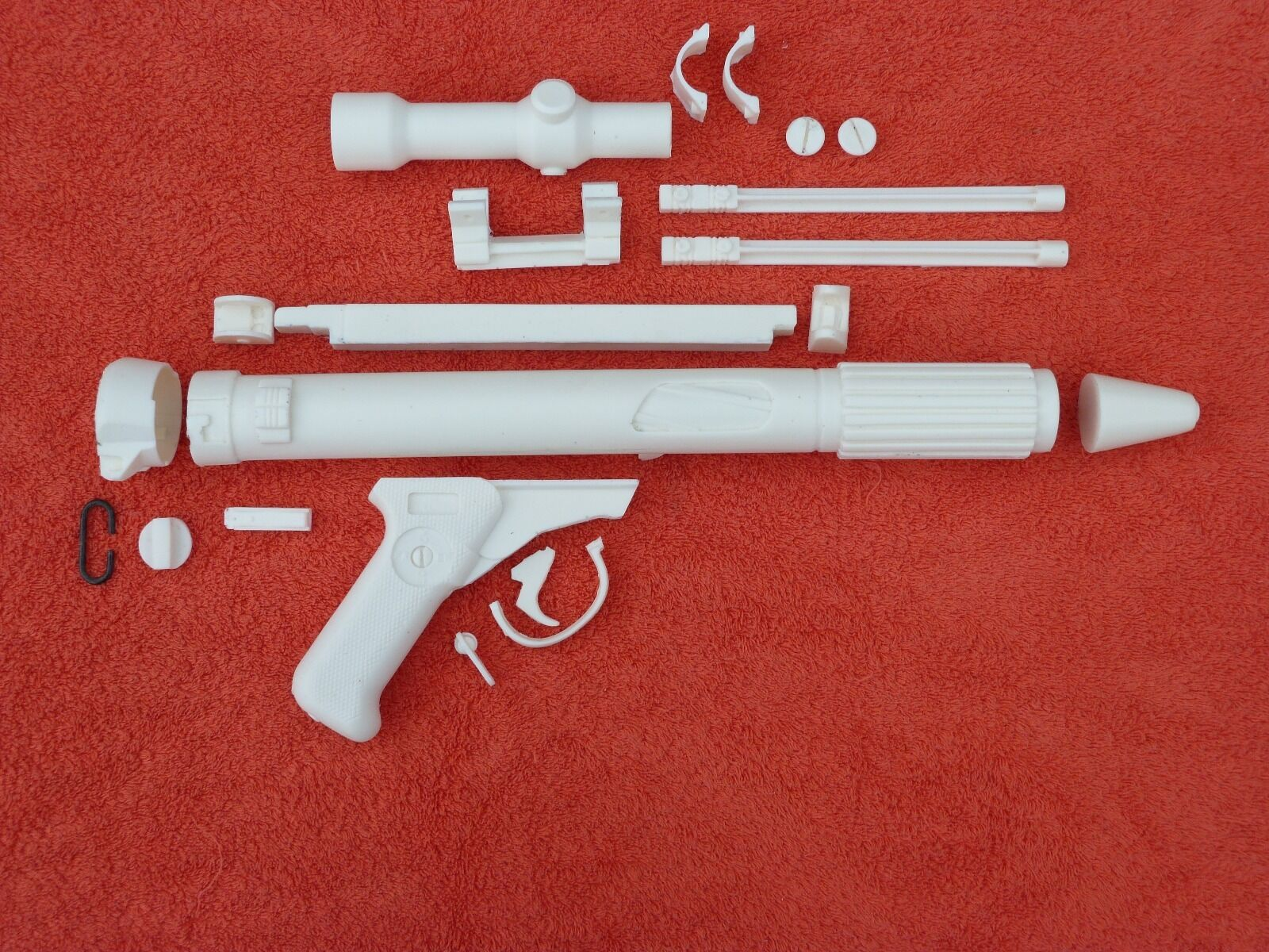 Star Wars Rebel Blaster DH17 Episode 4  A New Hope 3D Model Kit Prop Replica