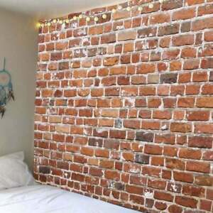 Stone-Brick-Wall-Tapestry-Blanket-Wall-Hanging-Home-Decor-Wall-Room-Tapestries
