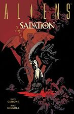 Aliens Salvation Hardcover GN Dave Gibbons Mike Mignola Nowlan AVP New HC NM