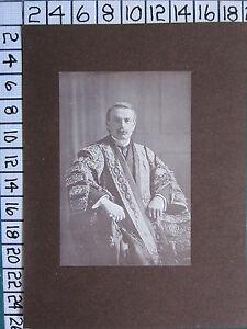 1909 Aufdruck ~ David Lloyd George