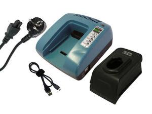 HM9600 HP131 Grün 7.2-18V Ladegerät für BLACK /& DECKER A9251 1 Jahr Garantie