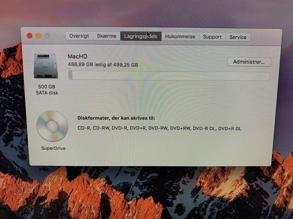 "iMac, 21.5"", 3.06 GHz"
