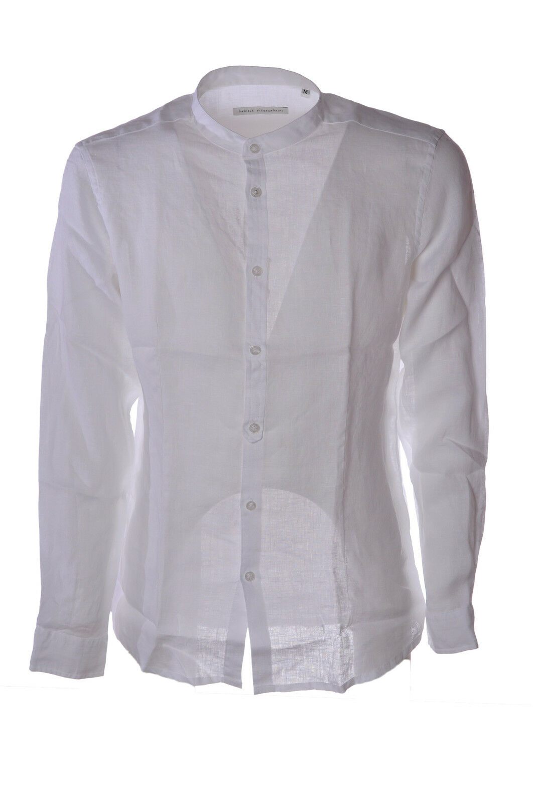 Daniele Alessandrini  -  Shirts - Male - Weiß - 3124513A183626