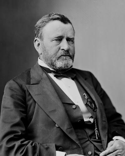 President Ulysses S Grant  Union Civil War General 8 x 10 Photo Picture