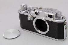 Canon IVsb RF Rangefinder Film Camera Body M39 LTM w/Case From Japan #1252086