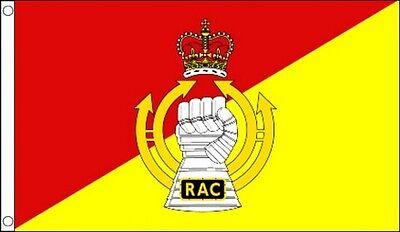 RAC Royal Armoured Corps  Regimental crested Fridge Magnet