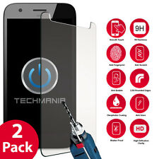 For ZTE Blade D Lux - 2 Pack Tempered Glass Screen Protector