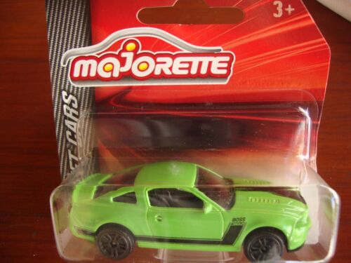 Majorette Ford Mustang Boss  3 inches  1:61 scale